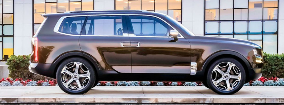 When Can You Expect the 2020 Telluride? Very Soon