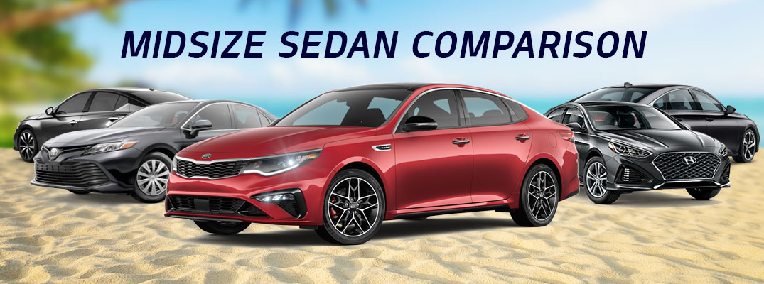 See Why Kia Optima is the Best 2019 Midsize Sedan on the Market!