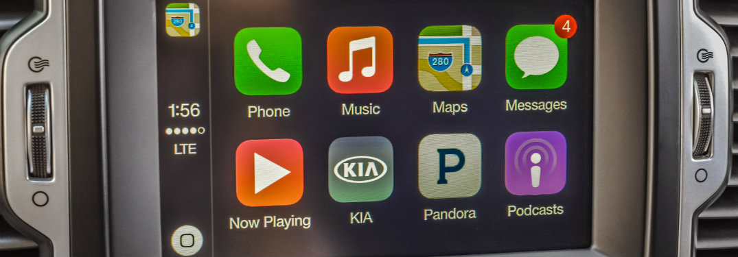 How to connect your 2019 Kia Optima to Apple CarPlay