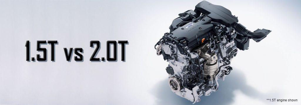 2018 Honda Accord 1.5T vs 2.0T Engine and Performance SpecsAtlantic Honda