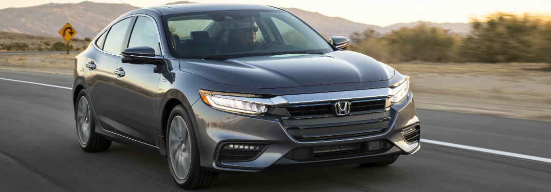 The 2019 Honda Insight Is Now Available At Atlantic