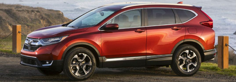 Get Inspired By the 2018 Honda CR-V Here!