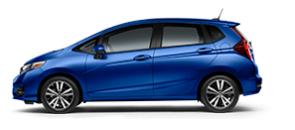 2019 Honda Fit EX trim