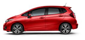 2019 Honda Fit EX-L trim