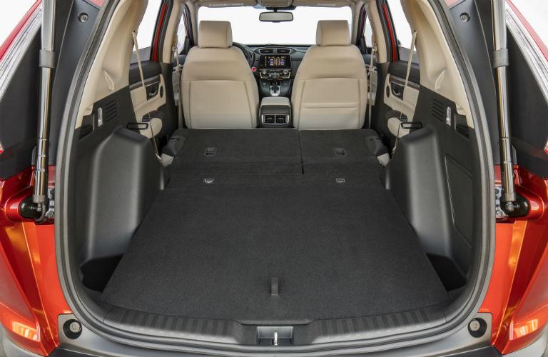 cargo space in 2018 Honda CR-V