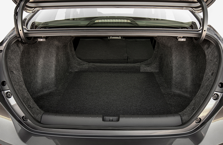 trunk space in 2019 Honda Insight