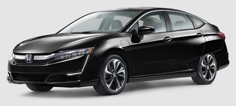 Honda Clarity Plug-In Hybrid Crystal Black Pearl