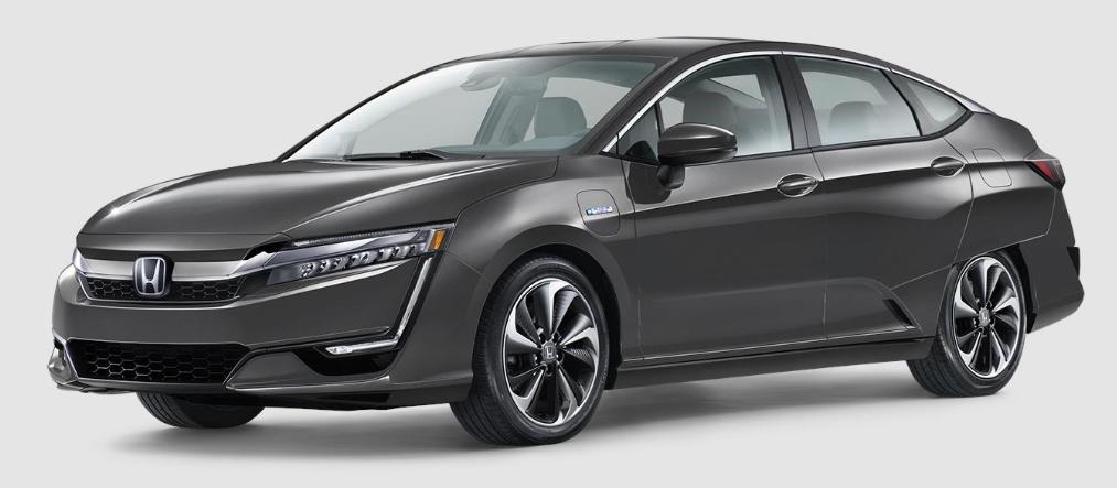 Honda Clarity Plug-In Hybrid Modern Steel Metallic
