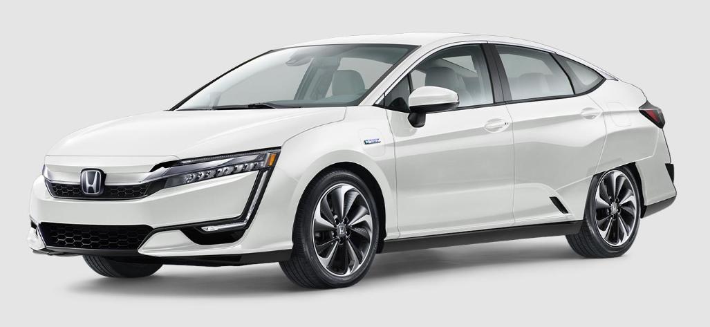 Honda Clarity Plug-In Hybrid Platinum White Pearl