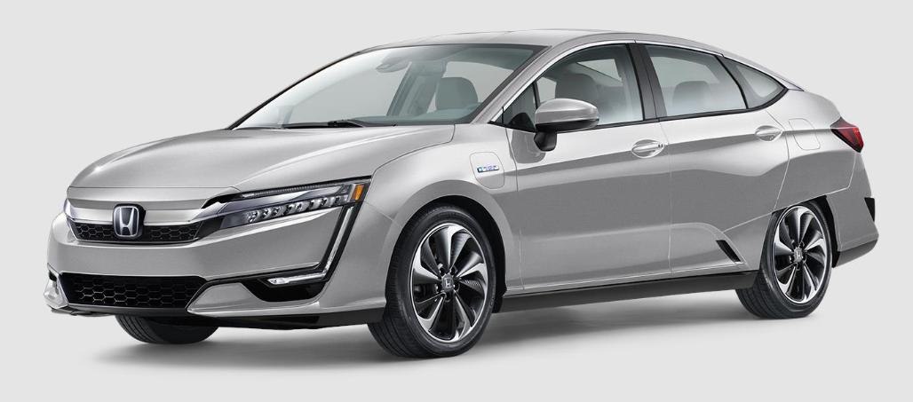 Honda Clarity Plug-In Hybrid Solar Silver Metallic