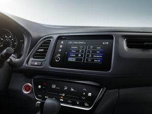 2019 Honda HR-V infotainment system