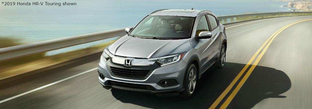 Get ready for the new 2019 Honda HR-V