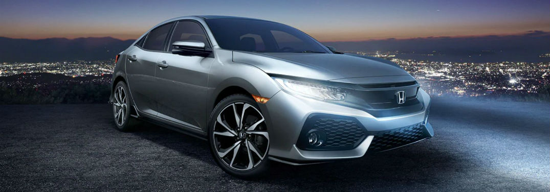 The Honda Civic Hatchback is back and better than ever!