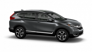 2019 Honda CR-V in Gunmetal Metallic