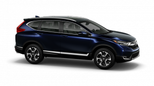 2019 Honda CR-V in Obsidian Blue Pearl
