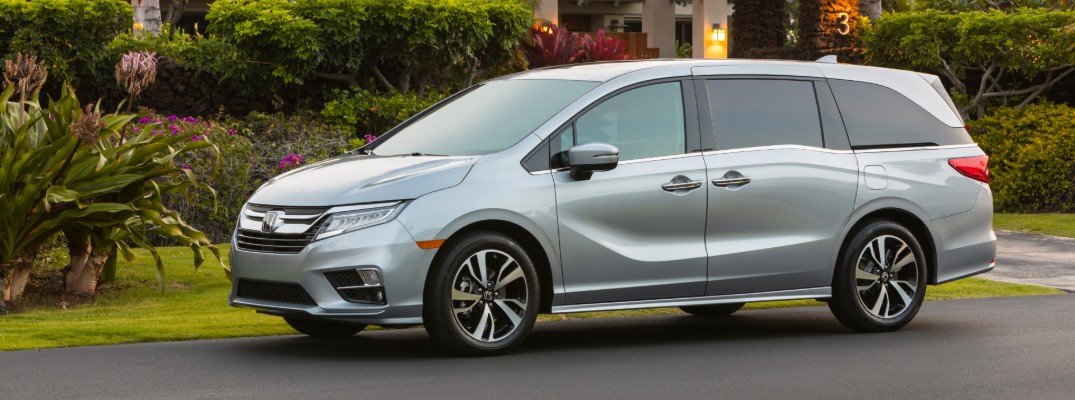 What are the Color Options for the 2020 Honda Odyssey?