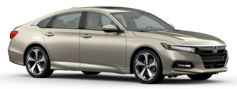 2020 Honda Accord Champagne Frost Pearl