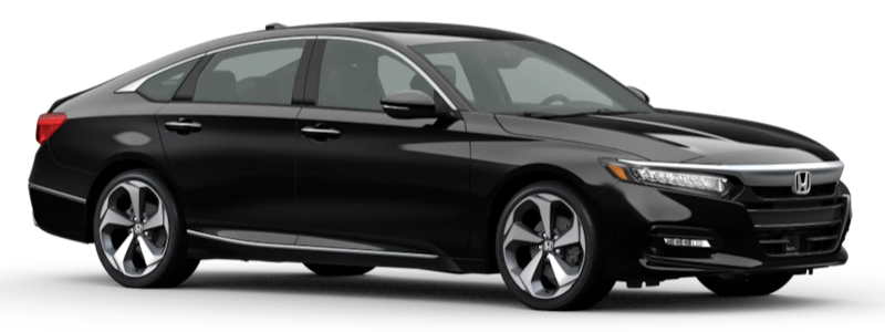 2020 Honda Accord Crystal Black Pearl
