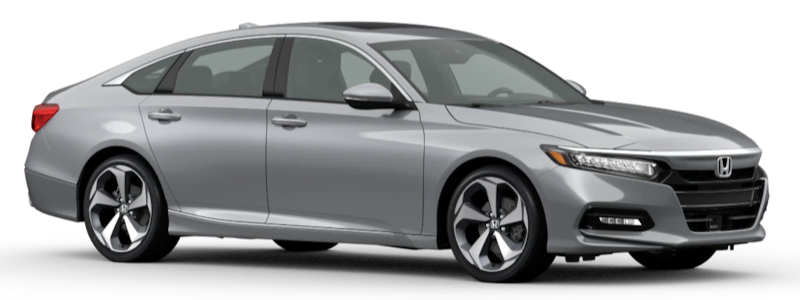 2020 Honda Accord Lunar Silver Metallic