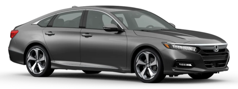 2020 Honda Accord Modern Steel Metallic