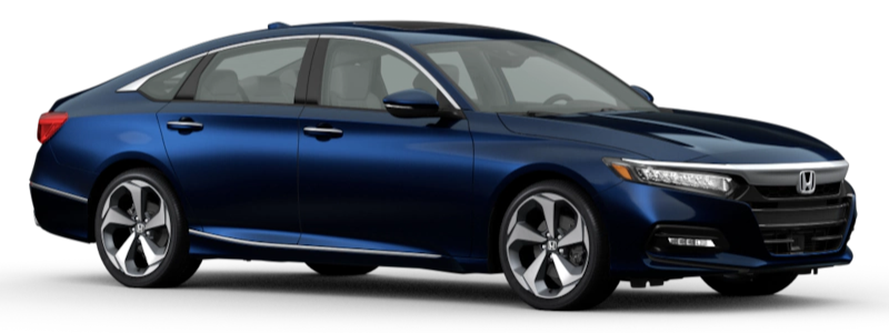 2020 Honda Accord Obsidian Blue Pearl