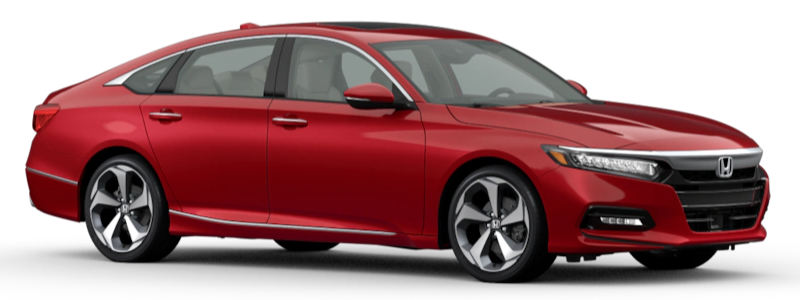 2020 Honda Accord Radiant Red Metallic