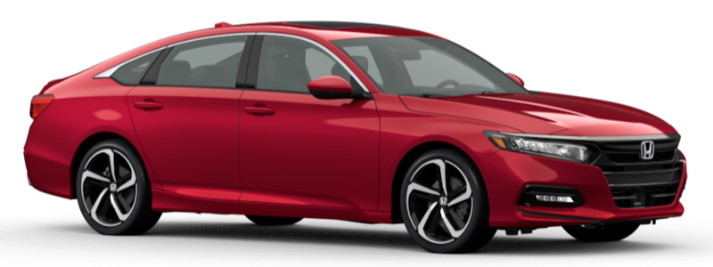 2020 Honda Accord San Marino Red