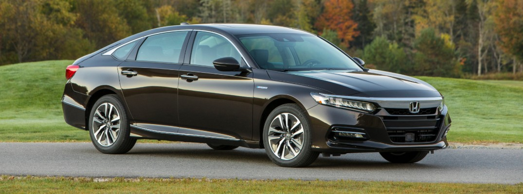 What are the Color Options for the 2020 Honda Accord Hybrid?