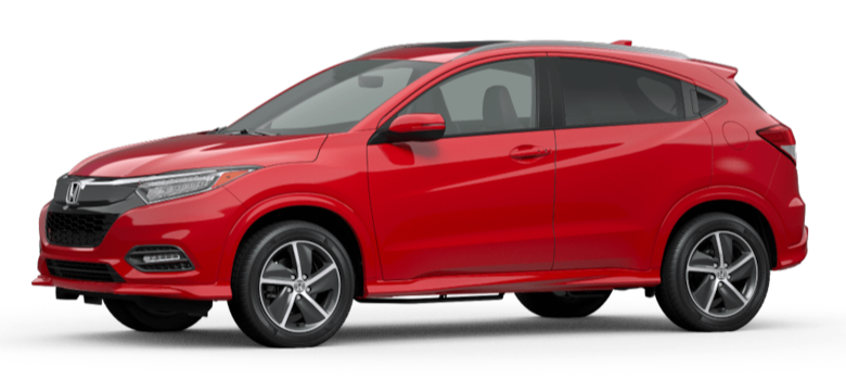 2020 Honda HR-V Milano Red