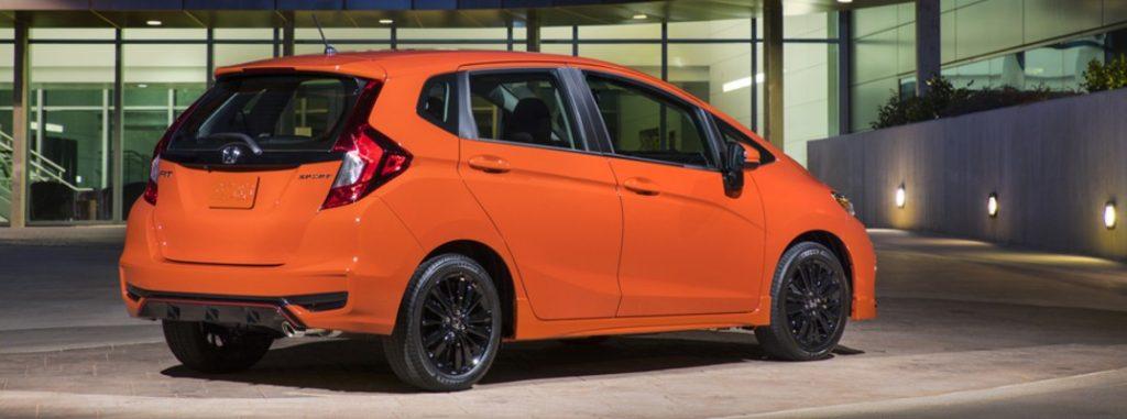 2020 Honda Fit Paint Color Options