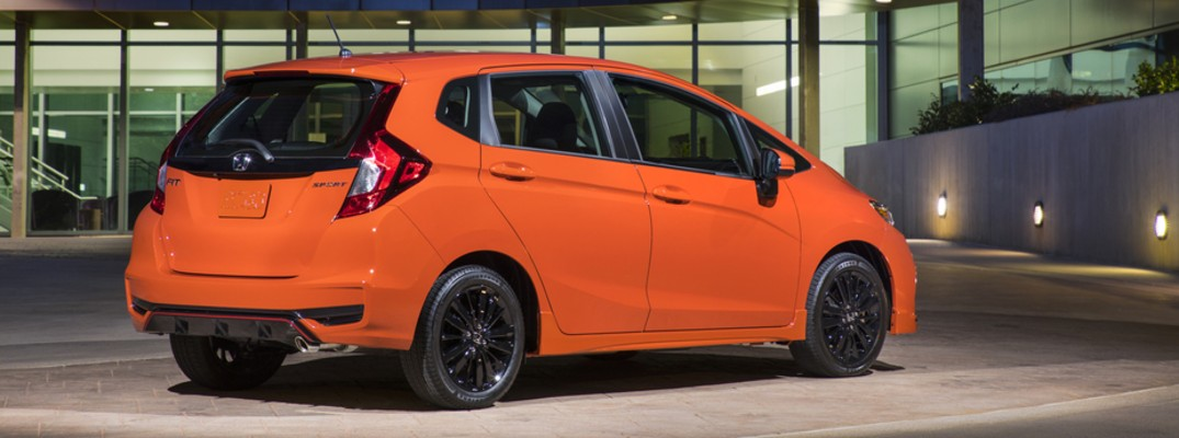 What are the Color Options of the 2020 Honda Fit?