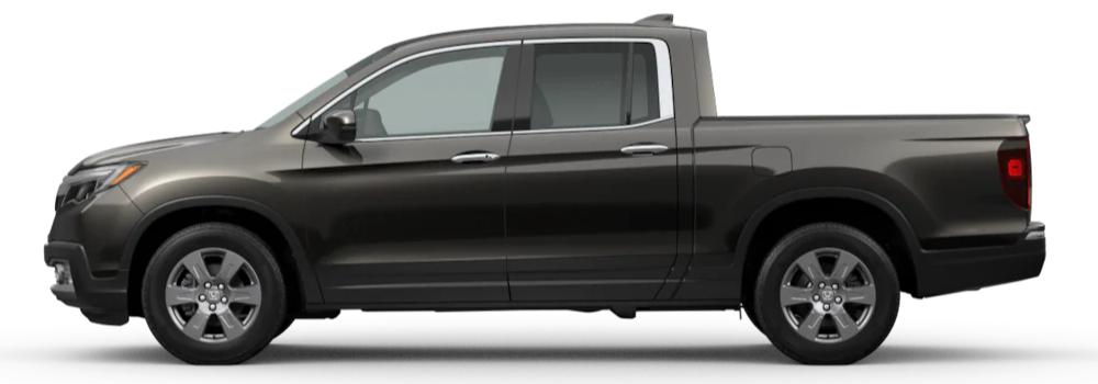 2020 Honda Ridgeline Pewter Pacific Metallic