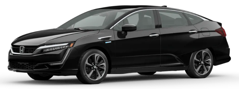 2020 Honda Clarity Fuel Cell Crystal Black Pearl