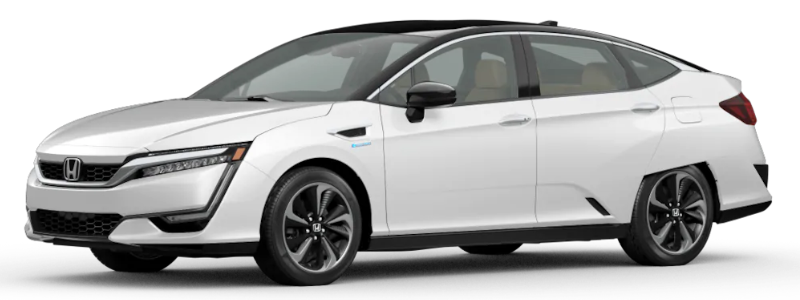2020 Honda Clarity Fuel Cell Platinum White Pearl