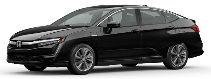 2020 Honda Clarity Plug-In Hybrid Crystal Black Pearl