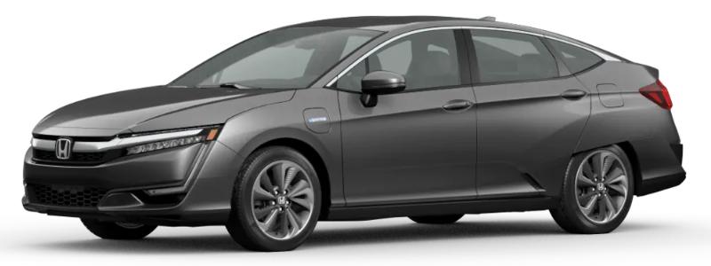 2020 Honda Clarity Plug-In Hybrid Modern Steel Metallic