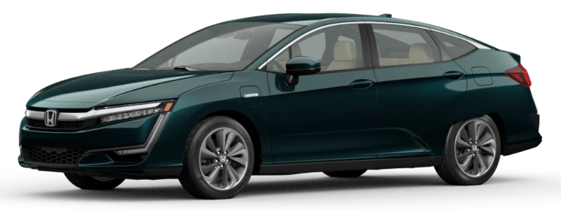 2020 Honda Clarity Plug-In Hybrid Moonlit Forest Pearl