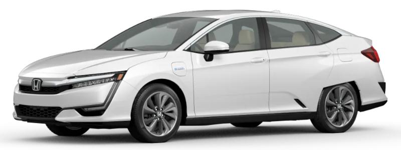 2020 Honda Clarity Plug-In Hybrid Platinum White Pearl
