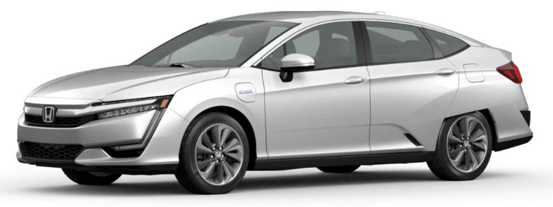 2020 Honda Clarity Plug-In Hybrid Sonic Silver Metallic
