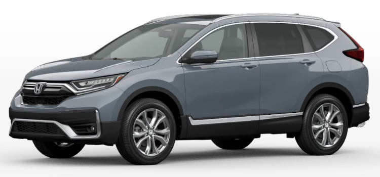 2020 Honda CR-V Hybrid Sonic Gray Pearl
