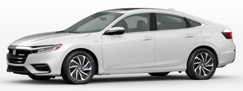 2021 Honda Insight Platinum White Pearl