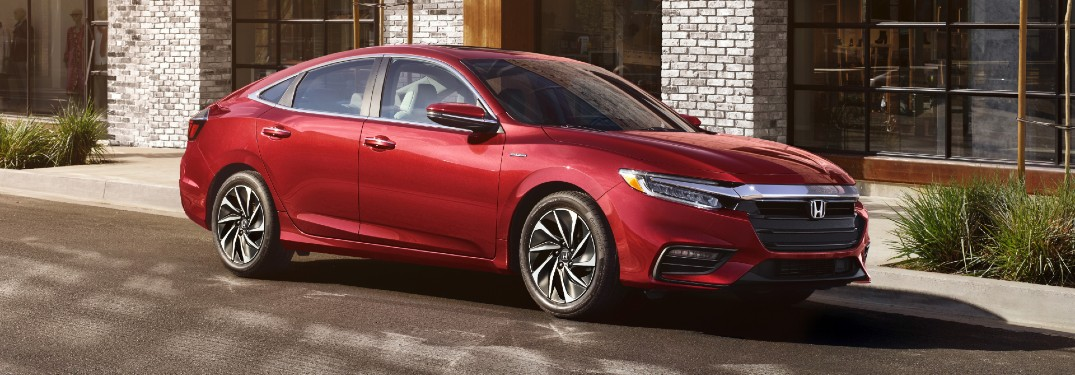 What are the Color Options of the 2021 Honda Insight?