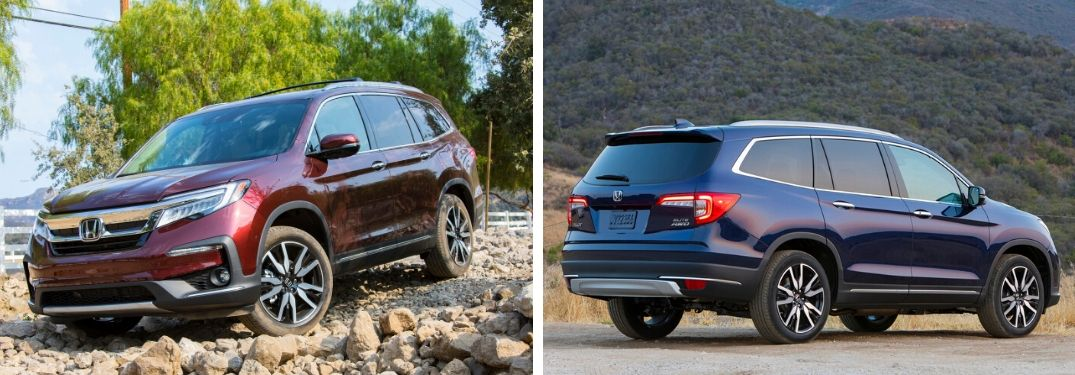 What are the Differences Between the 2021 and 2020 Honda Pilot?