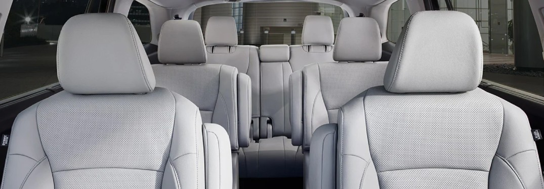 What are the Seating Options of the 2021 Honda Pilot?