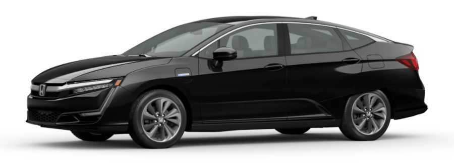 2021 Honda Clarity Plug-In Hybrid Crystal Black Pearl