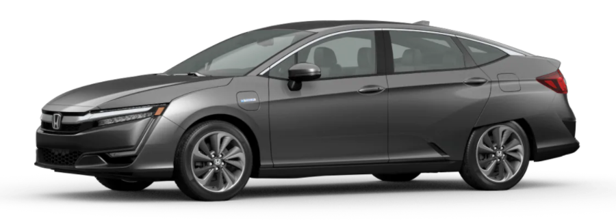 2021 Honda Clarity Plug-In Hybrid Modern Steel Metallic