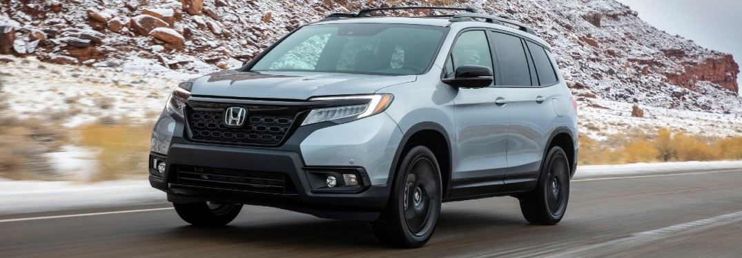 What are the Differences Between the 2021 and 2020 Honda Passport?