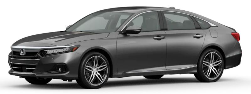 2021 Honda Accord Modern Steel Metallic