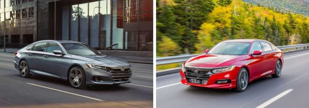 What are the Differences Between the 2021 and 2020 Honda Accord?