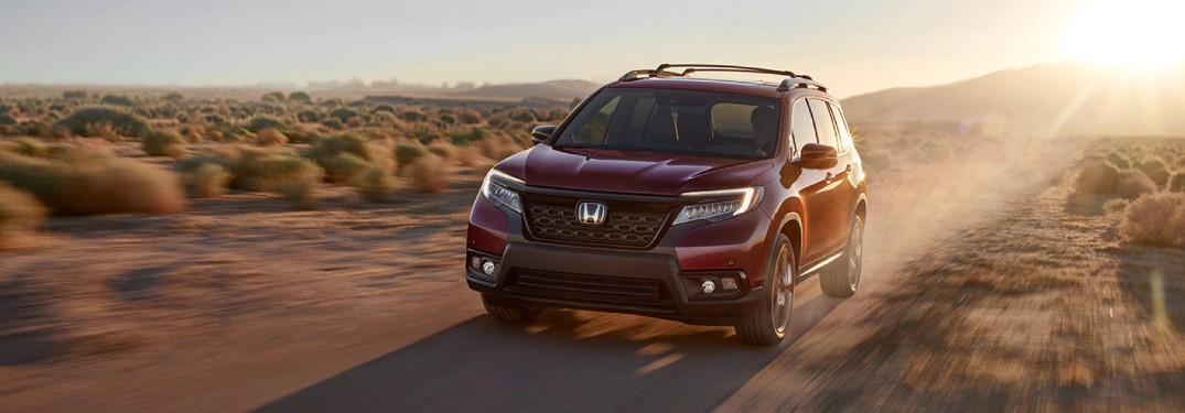 What's Included in the 2021 Honda Passport Adventure Package?
